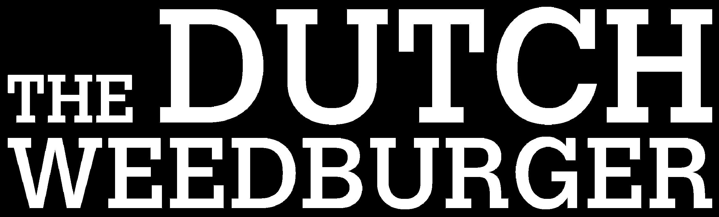 Wit-logo-dutch weed